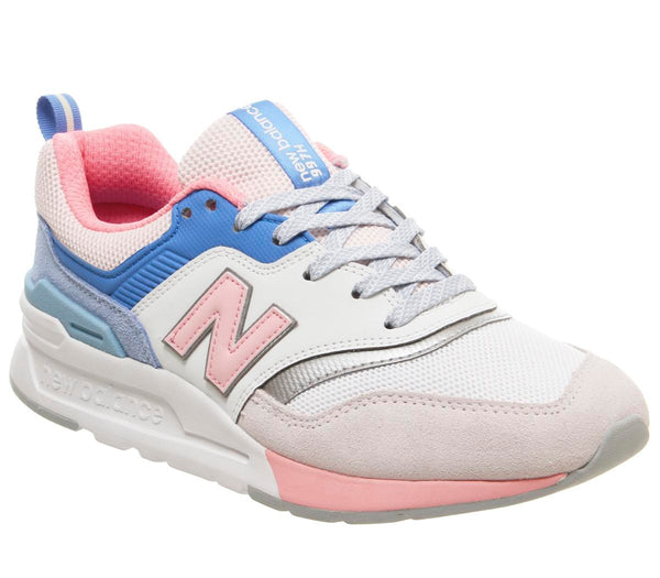 Womens New Balance W997 Artic Fox Guava