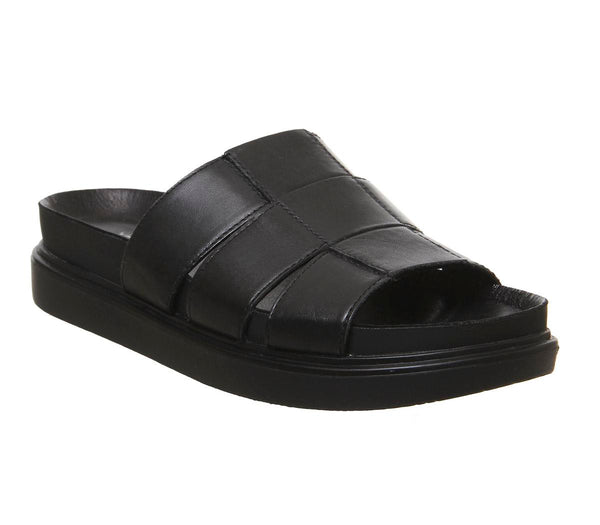 Womens Vagabond Erin Cut Sandal Black