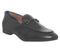 Mens Hudson Carmarthen Loafer Black Grey