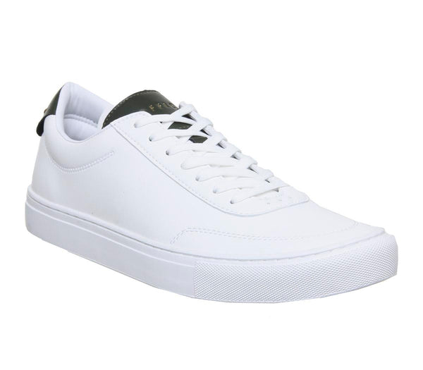 Mens Office Line Classic Trainer White Uk Size 10