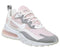 Womens Nike Air Max 270 React Plum Chalk White Mauve Grey F