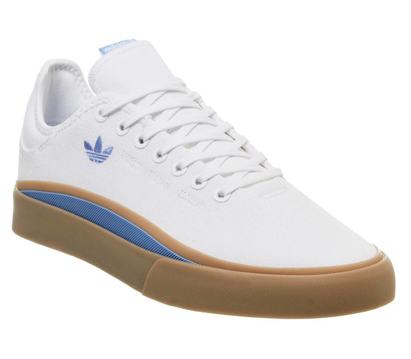 Mens Adidas Sabalo White Real Blue Gum