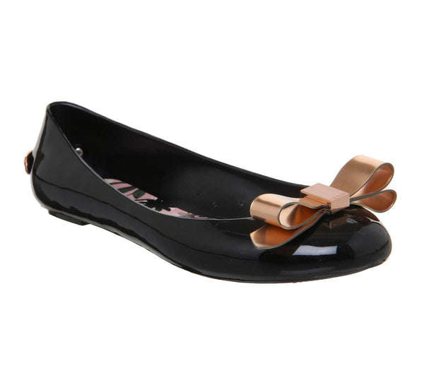 Womens Ted Baker Dahlia Pump Black