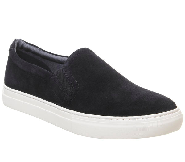Mens Vagabond Paul Slip On Black