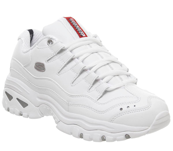 Womens Skechers Energy White Uk Size 5