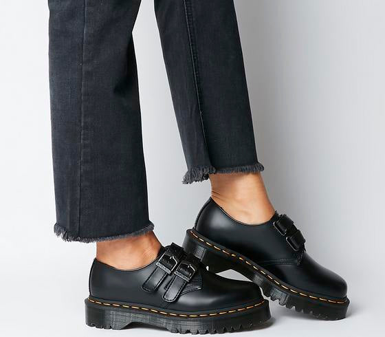 Womens Dr.Martens 1461 Alternative Black