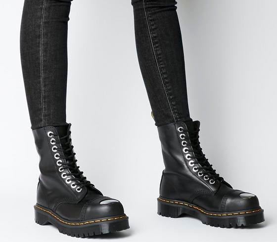 Womens Dr.Martens Bxb Boot Black