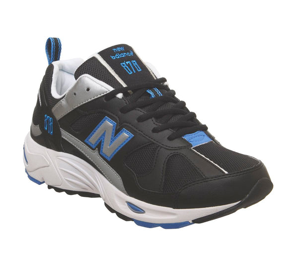 Mens New Balance Cm878 Black Lapis Blue Uk Size 8
