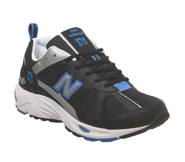 Mens New Balance Cm878 Black Lapis Blue