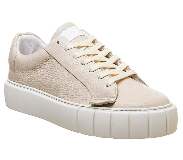 Mens Primury Dyo White Cream Cream