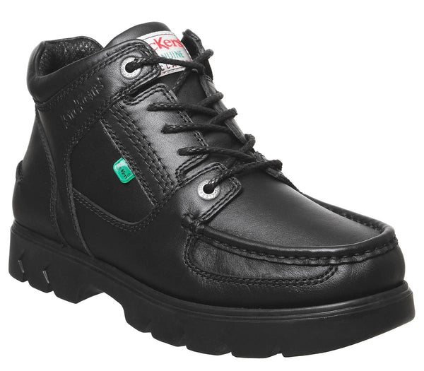 Mens Kickers Lennon Mid Black
