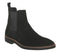 Mens Office Buster Chelsea Boot Black Suede