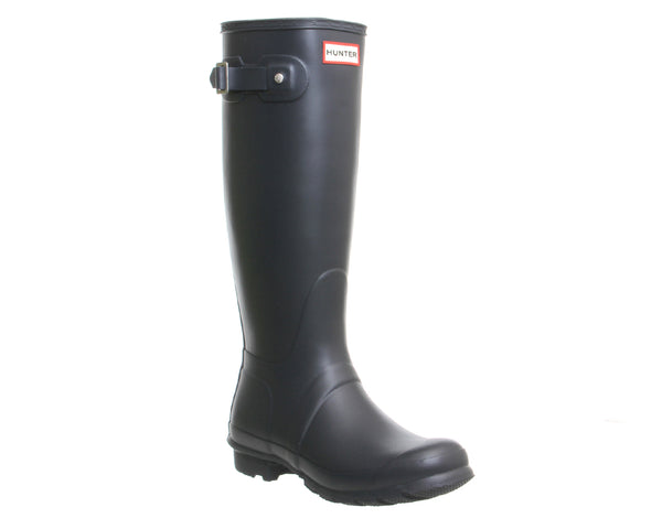 Womens Hunter Original Welly Navy