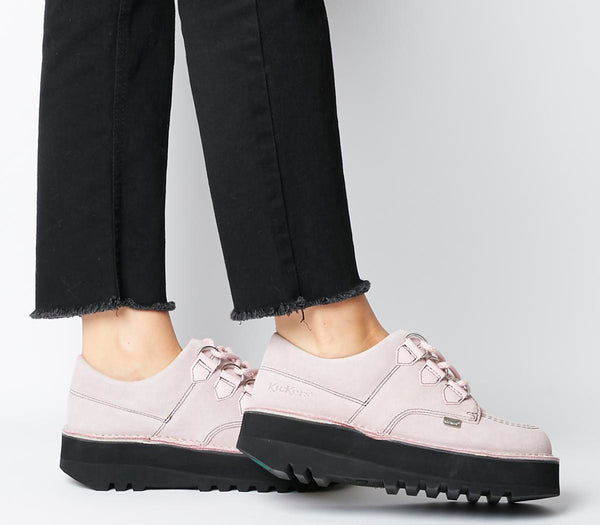 Womens Kickers Kick Lo Creepy Barely Pink