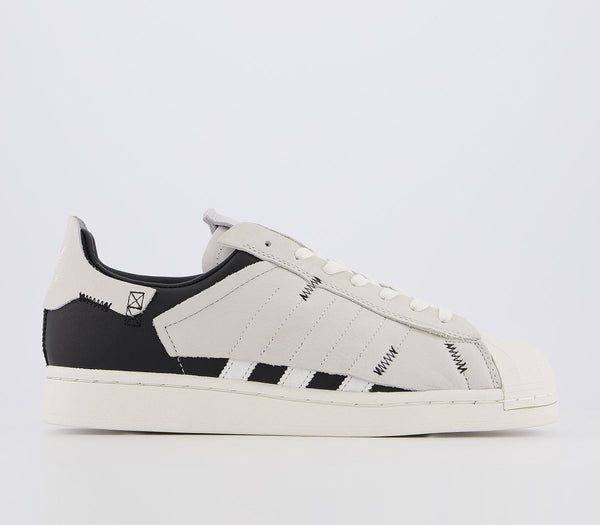 Womens Adidas Superstar White Core Black Off White White Off White Uk Size 5
