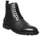 Mens Office Bennett Lace Up Boot Black Leather
