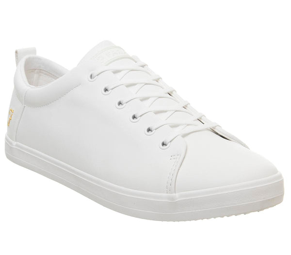 Mens Farah Torpedo Trainer White