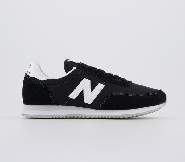Mens New Balance Ul720 Black White Trainers
