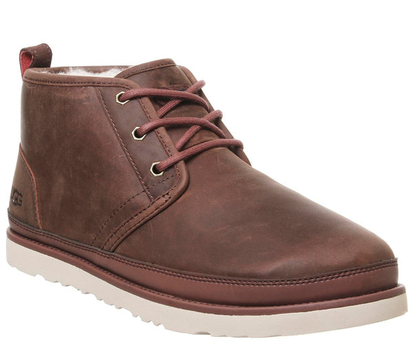 Mens Ugg Neumel Waterproof Boot Chestnut