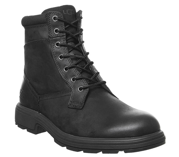 Mens Ugg Biltmore Workboot Black