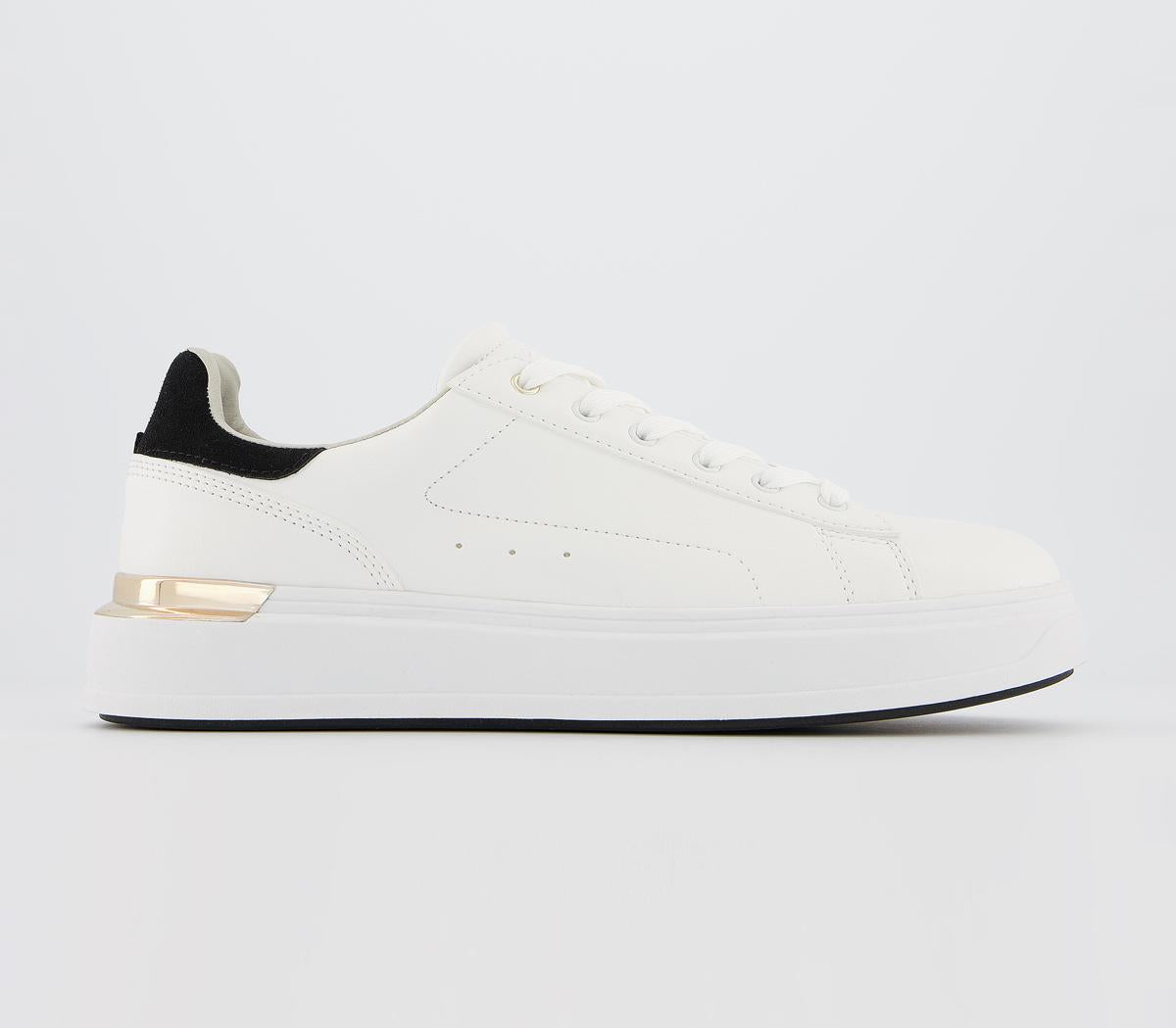 Womens Office Catch Trainer White