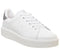 Womens Victoria Utopia White Grey Glitter Trainers