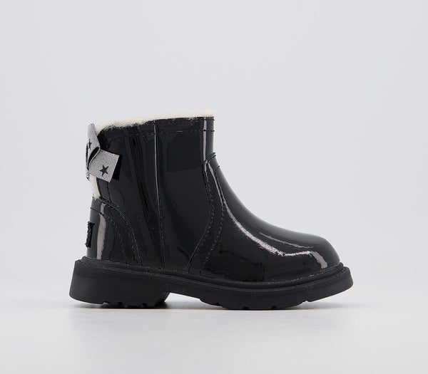 Kids Ugg Lynde Infant Black Patent
