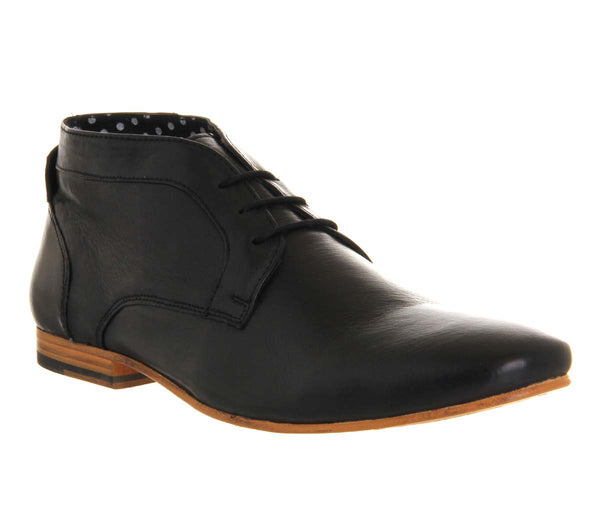 Mens Office Silence Chukka Black Sheep