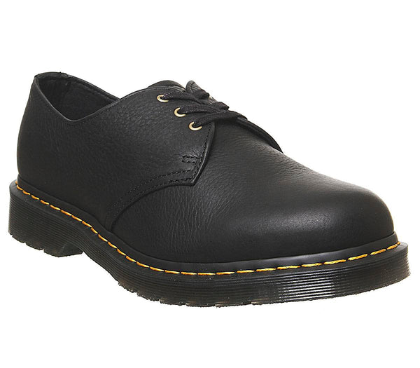 Mens Dr.Martens Dm 3 Eye Lace Shoe Ambassador Black
