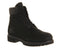 Mens Timberland 6 In Buck Boots Black Nubuck - OFFCUTS SHOES by OFFICE