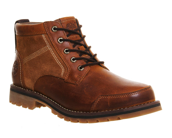 Mens Timberland Larchmont Chukka Boots Oakwood Leather