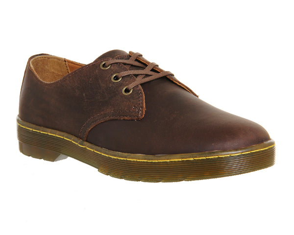 Mens Dr. Martens Coronado Casual Shoes Gaucho Leather