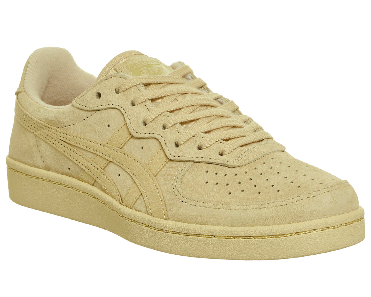 new product 35f9b 6de0b Unisex Onitsuka Tiger Gsm Trainers Marzipan