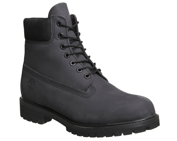 Mens Timberland 6 In Buck Boots Forged Iron