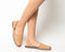 Womens Solillas Sandals Tan Leather