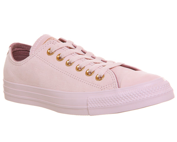 Womens Converse Allstar Low Leather Potpourri Nostalgia Rose Exclusive