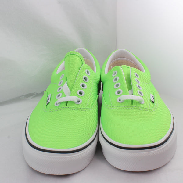 Womens Vans Era Neon Green True White Trainers