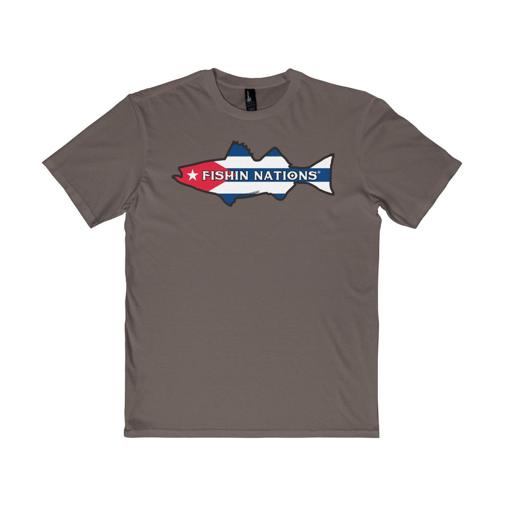 CUBA FISHIN NATIONS T-Shirt