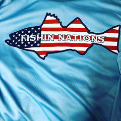 FISHIN NATIONS cool n dry long sleeve