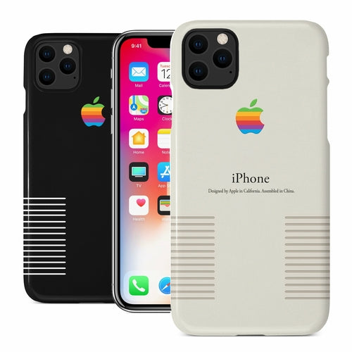iPhone 11 11 Pro 11 Pro Max Retro Macintosh Apple Case