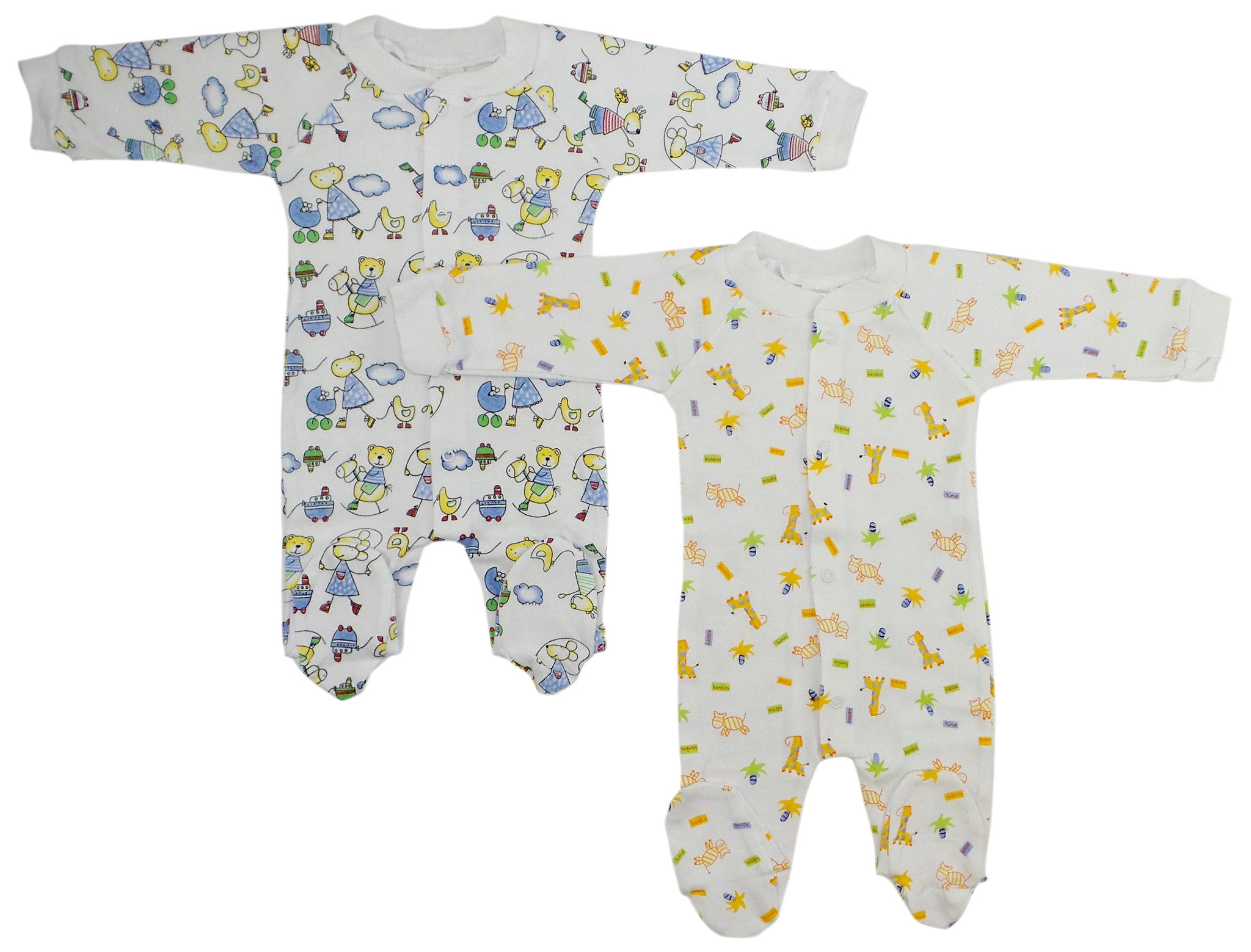 Sleep & Play (Pack of 2)