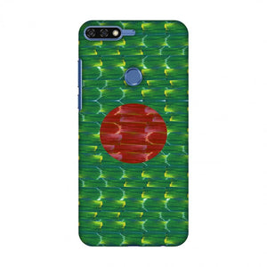 Bangladesh Flag - Paint Strokes Slim Hard Shell