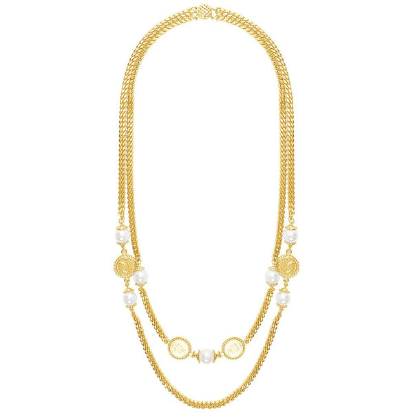 Adrienne Layered Necklace