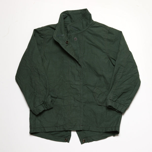 Olive Green Military Jacket