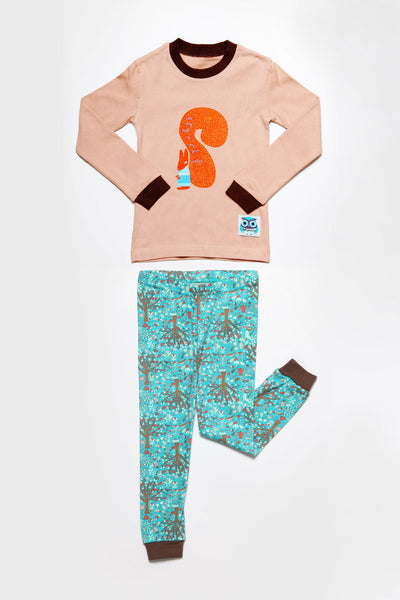 Squirrel Pajamas