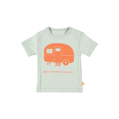 big camper graphic tee