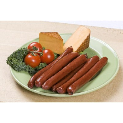 Sweet Bologna Sticks With Cheese- 1lb.