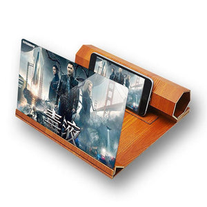 Universal Mobile Phone 3D Screen Amplifier - 12inch - Crownem