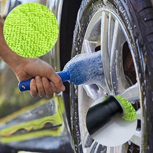 Car maintenance Rim Cleaning Brush - Crownem