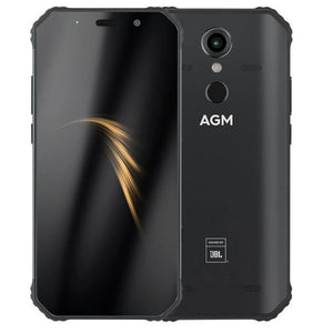 "AGM A9 JBL Co-Branding 5.99"" FHD+ 4G+32G Android 8.1 - Crownem"